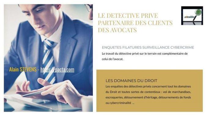détective privé La Porte-Saint-Denis