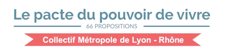 Le Pacte du Pouvoir de Vivre interpelle les candidats à l'élection métropolitaine de Lyon
