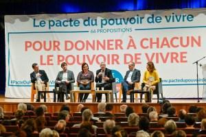 Demandes du Pacte du Pouvoir de Vivre en vue du Projet de Loi Finance