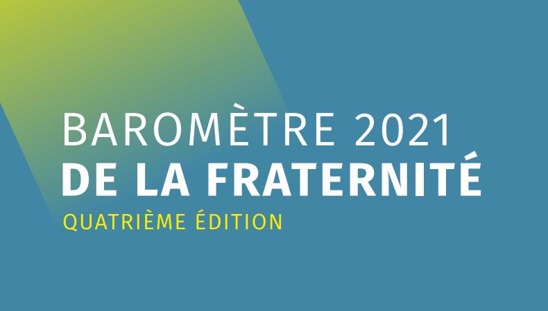 Baromètre de la fraternité 2021