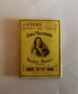 Flora Macdonald Needle Packet