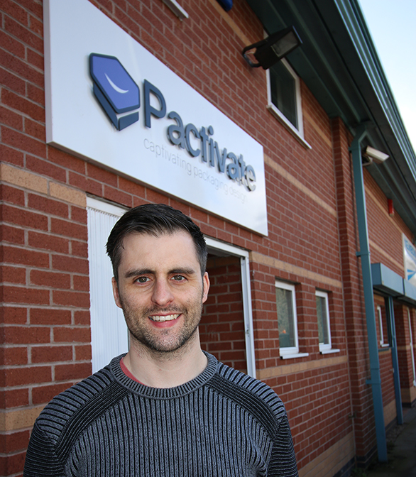 Pactivate Director Robin Taylor