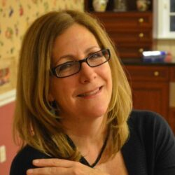 Heidi Hutner, contributor to the Pact Press anthology, Fury: Women's Lived Experiences in the Age of Trump