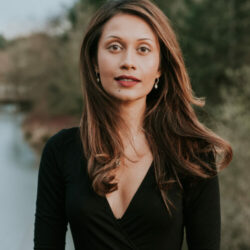 Reema Zaman, contributor to Pact Press anthology, Fury: Women's Lived Expriences in the Age of Trump
