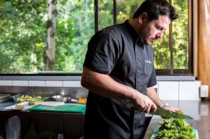 World Class Chef Collaborates with Pacuare Lodge