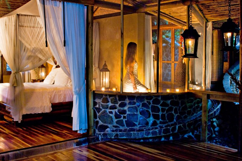 Romantic Ego-Lodge in Costa Rica