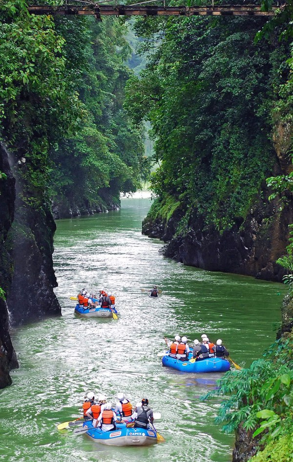 Protecting the Pacuare River