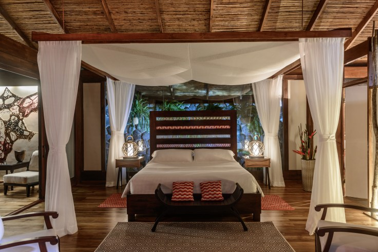 Sustainable luxury Pacuare Lodge