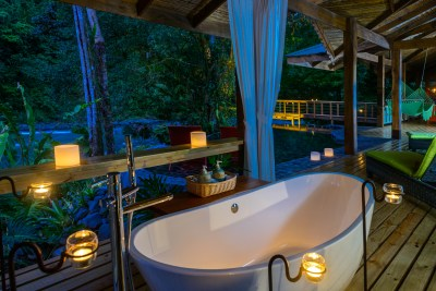 unique lodges of the world in Costa Rica