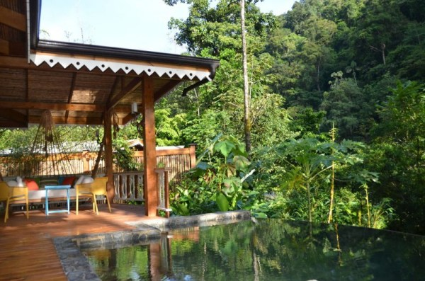Authentic nature experience in Costa Rica