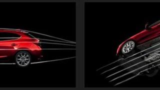 新型アクセラスポーツ実燃費高速道路