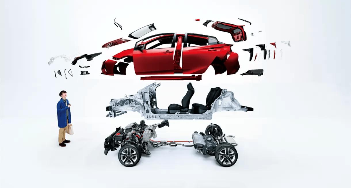 新型レクサスCTフルモデルチェンジ画像