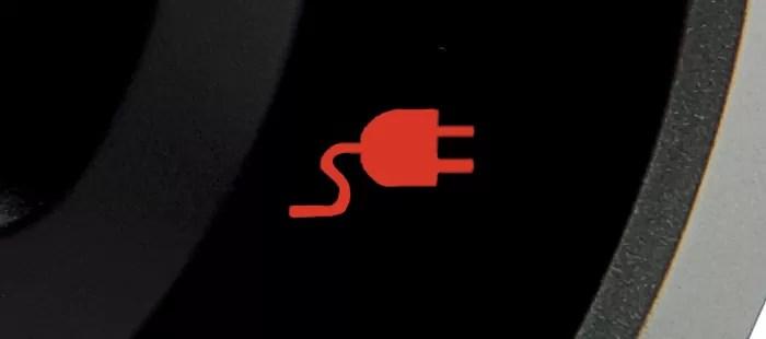 新型アイミーブ充電ランプ(ブザー付)