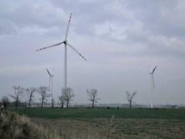 Elektrownia wiatrowa w Paczkowie, Unikowicach