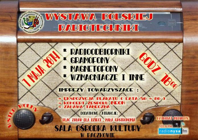 wystawa polskiej radiotechniki