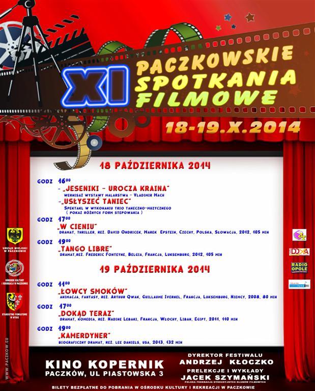 PF FILMOWY 2014