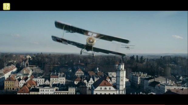 """Kadr z filmu """"Hiszpanka"""""""