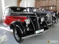 Kolekcja zabytkowych samochodów Marcina Biernackiego