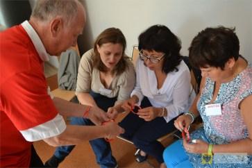 """Szkolenie wolontariuszy """"Szlachetnej Paczki"""""""