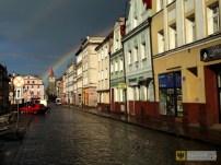 26 kwietnia | Podwójna tęcza nad wieżą wrocławską | Miniony rok obfitował w niezwykłe zjawiska atmosferyczne i astronomiczne. Mogliśmy obserwować m.in. zaćmienie słońca i zaćmienie księżyca. | http://paczkow24.pl/fotopaczkow-podwojna-tecza-nad-wieza-wroclawska/