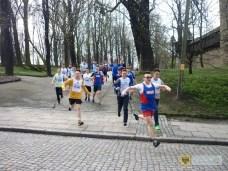 I Bieg Papieski w Paczkowie. Foto: PSP 3