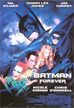 Locandina Batman Forever