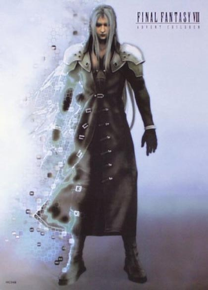 Final Fantasy VII Advent Children Streaming HD