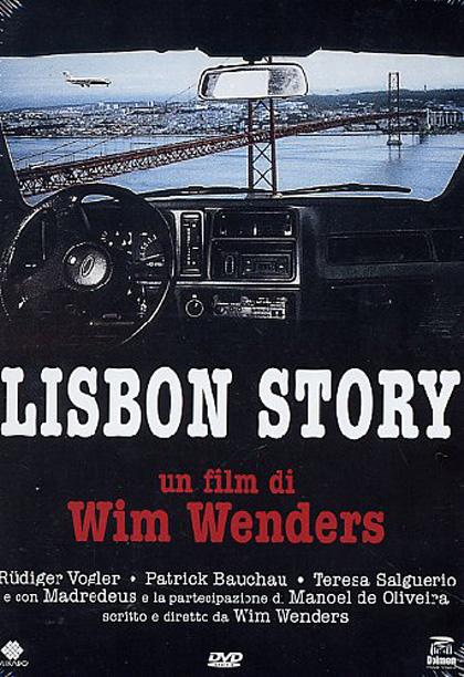 Locandina Lisbon Story