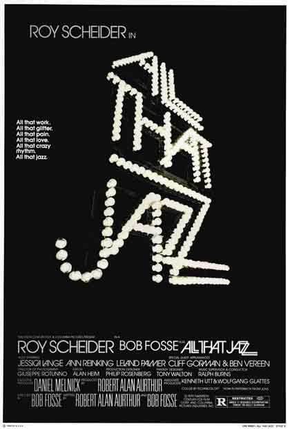 Poster All that Jazz - Lo spettacolo continua