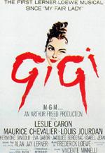 Locandina Gigi