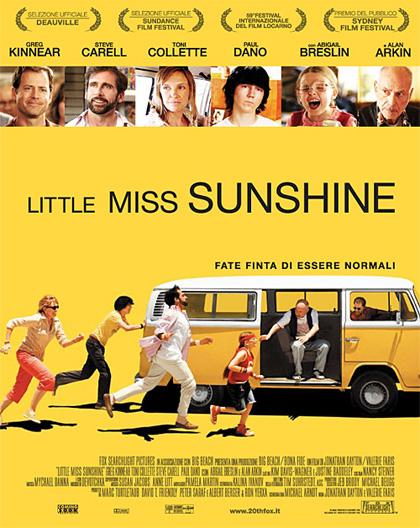 Locandina italiana Little Miss Sunshine