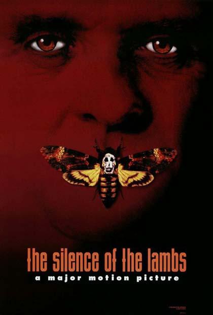 Poster Il silenzio degli innocenti