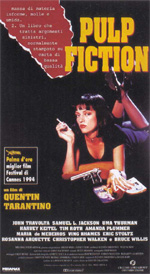 Locandina Pulp Fiction