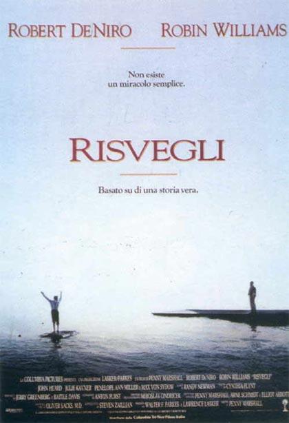 Locandina italiana Risvegli