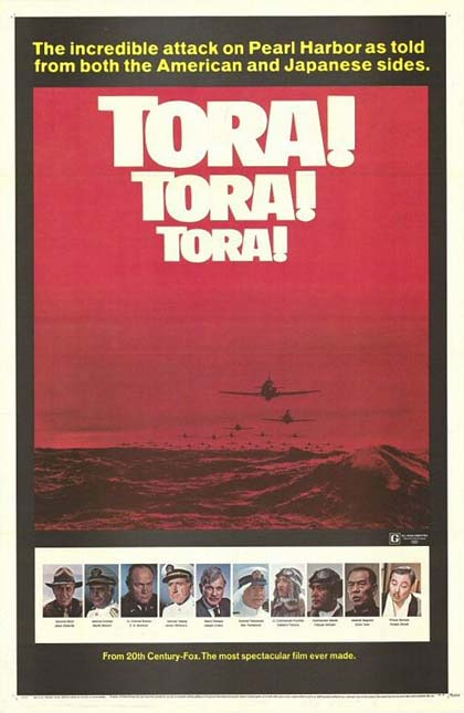 Poster Tora! Tora! Tora!