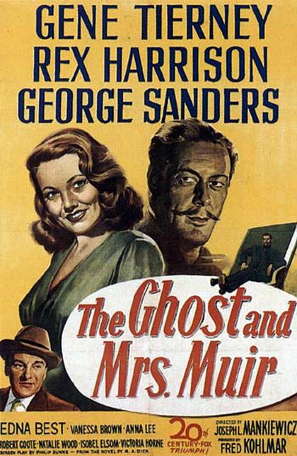 Locandina Il fantasma e la signora Muir