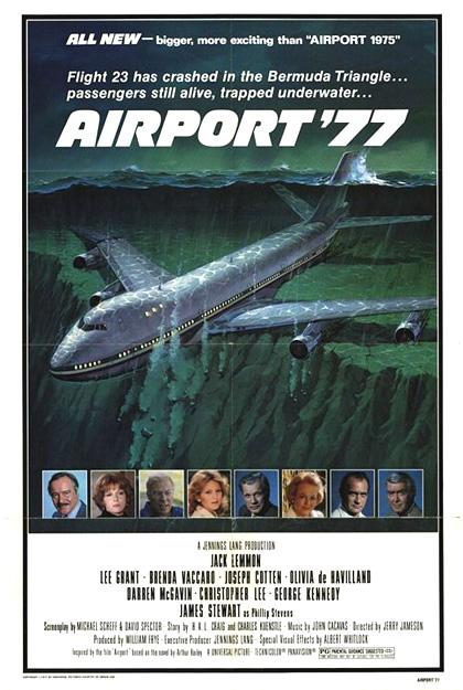 Locandina italiana Airport '77