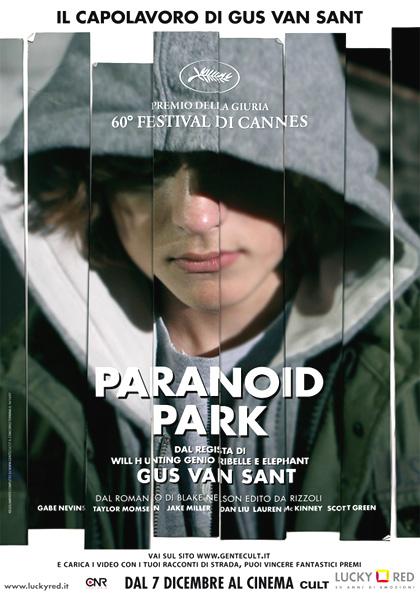 Locandina italiana Paranoid Park