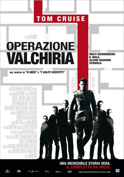Locandina italiana Operazione Valchiria