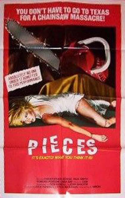 Locandina Pieces