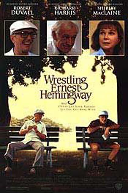 Locandina Ricordando Hemingway