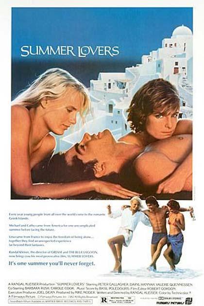 Locandina Summer Lovers