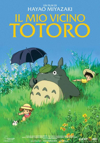 Il mio vicino Totoro - Film (1988) - MYmovies.it