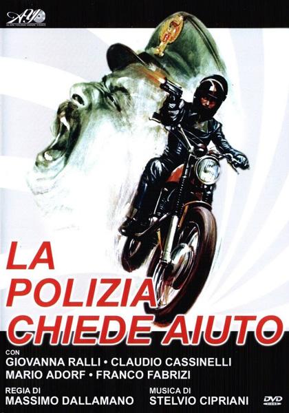 Risultati immagini per LA POLIZIA CHIEDE AIUTO ( 1974 ) poster