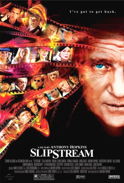 Poster Slipstream - Nella mente oscura di H.