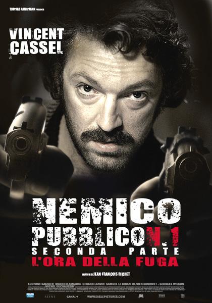 Locandina italiana Nemico Pubblico N. 1 - L'ora della fuga