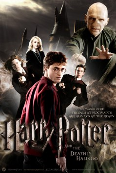 Image result for locandina USA del film harry potter e i doni della morte parte 2