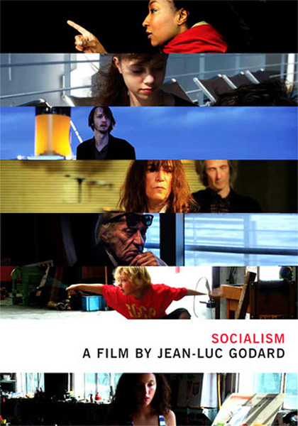 Locandina italiana Film Socialisme
