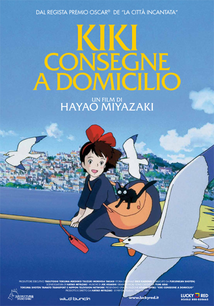 Kiki Consegne A Domicilio DOWNLOAD ITA (1989)
