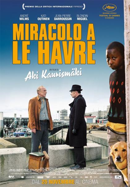 Locandina italiana Miracolo a Le Havre